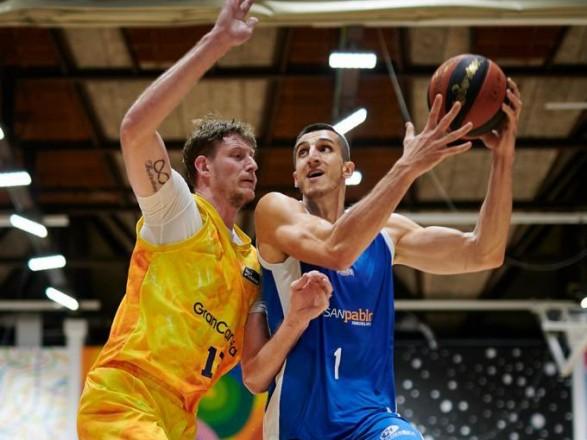 Баскетболист сборной Украины стал одним из самых результативных в матче испанских клубов