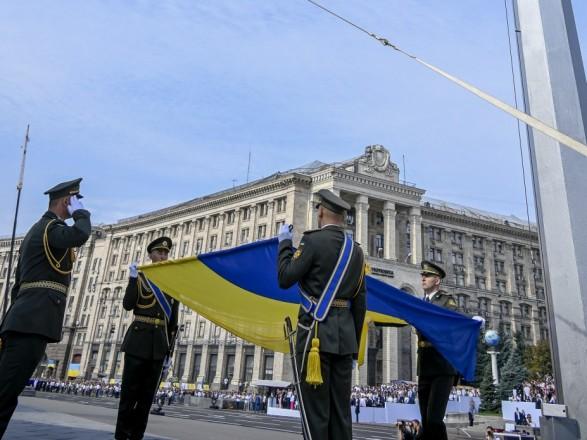 Более 40% украинцев считают военный парад лучшим мероприятием ко Дню Независимости в этом году — опрос