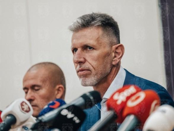 Футбол: тренер сборной Чехии дал оценку команде Украины