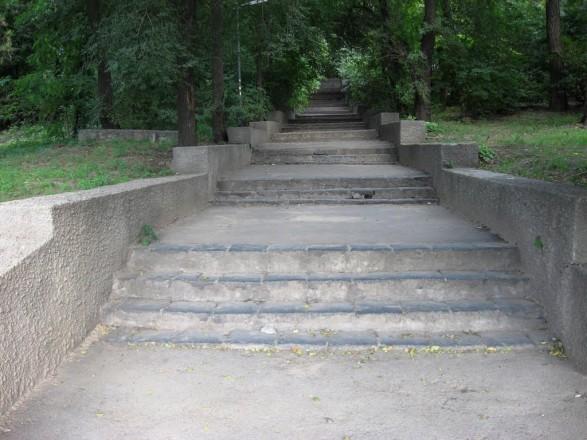 В Одессе начался капремонт Курсантской лестницы
