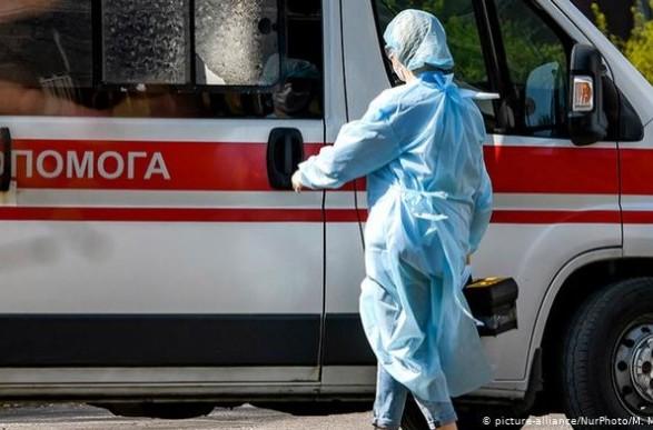В Киеве за прошедшие сутки обнаружили более 340 больных COVID-19. Два человека умерли