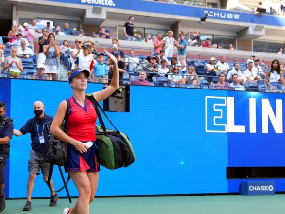 """Тай-брейк третьего сета привел к вылету Свитолиной с """"US Open"""""""