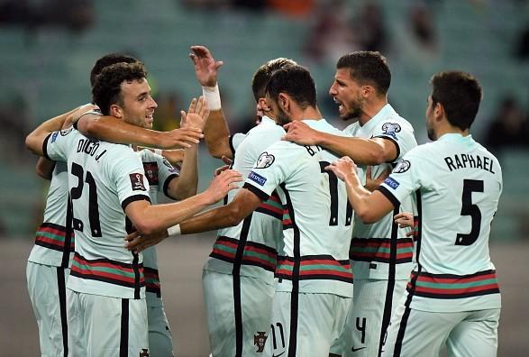 Сборная Португалии без Роналду получила разгромный выигрыш в квалификации на ЧМ-2022