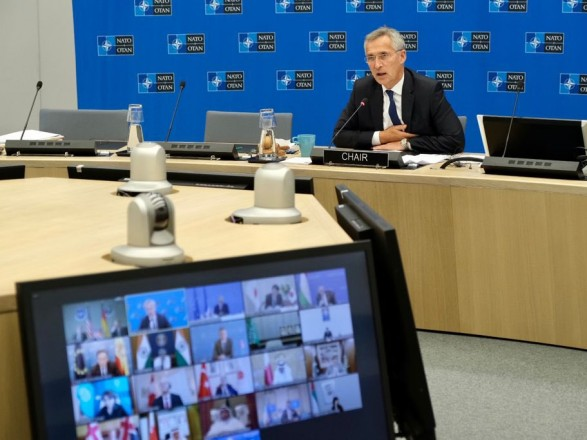 В НАТО заявили, что не допустят превратить Афганистан в убежище для террористов