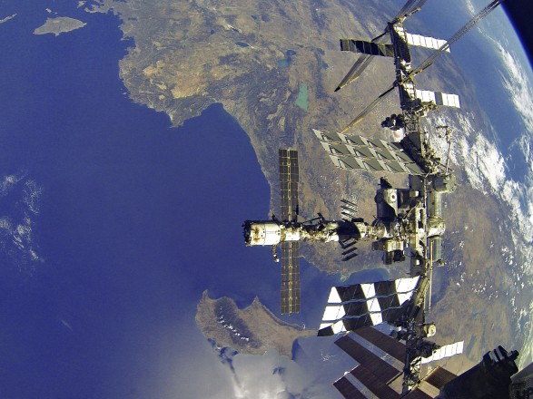 Аварийная сигнализация сработала в российском сегменте МКС