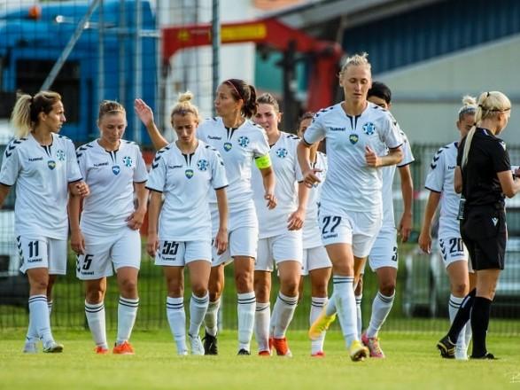 Харьковский клуб впервые в истории пробился в групповой этап женской Лиги чемпионов