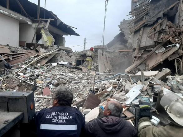 Взрыв газа в жилом доме в России: число жертв возросло до трех человек