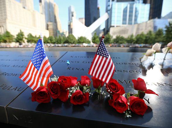 Лидеры европейских стран вспоминают о жертвах 11 сентября в США