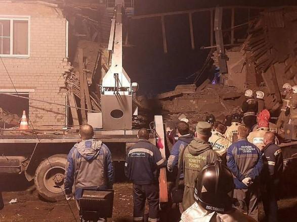 В России второй раз за неделю произошел взрыв многоквартирном доме: теперь по меньшей мере двое погибших