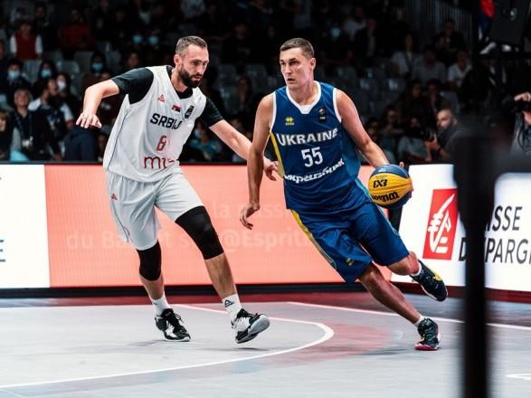 Сборные Украины пробились в четвертьфинал чемпионата Европы по баскетболу