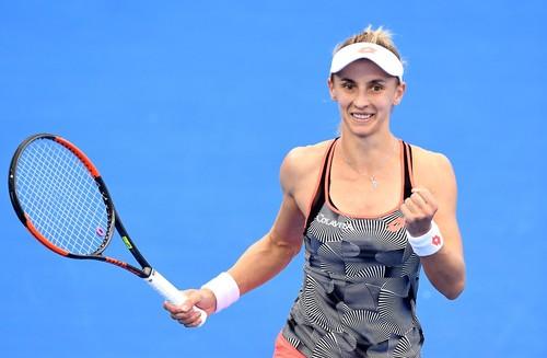 Теннисистка Цуренко стала триумфатором турнира в Люксембурге