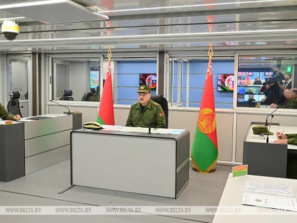 Лукашенко назвал условия возобновления диалога с Западом