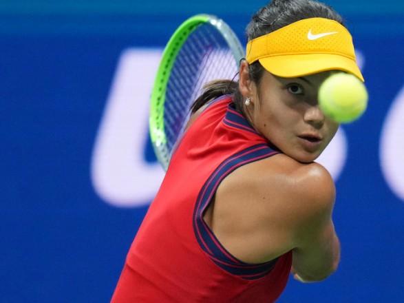 Британская теннисистка выиграла дебютный US Open в 18 лет