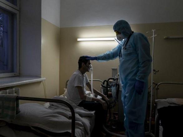 В Украине уже 2,316 млн случаев COVID-19, за сутки - 2 196