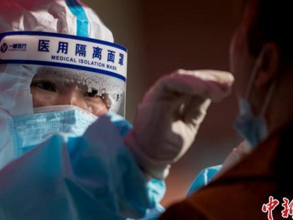 В Китае обнаружили новый очаг заражения COVID-19