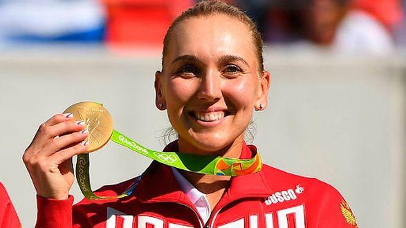 В российской теннисистки украли олимпийские медали