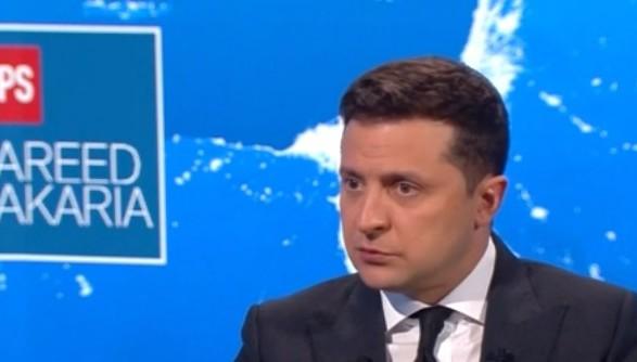 Зеленский: Байден поддержал членство Украины в НАТО