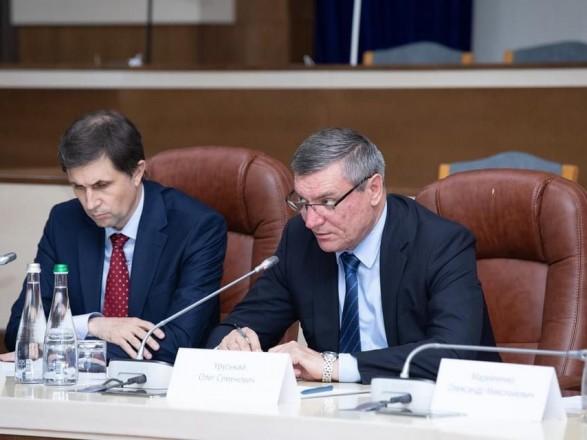 Вице-премьер-министр Украины Олег Уруский инициировал создание Координационной платформы