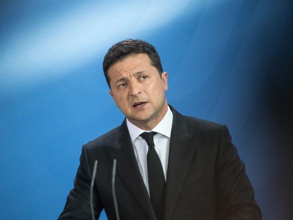 Украина заслуживает проведения Олимпийских игр - Зеленский