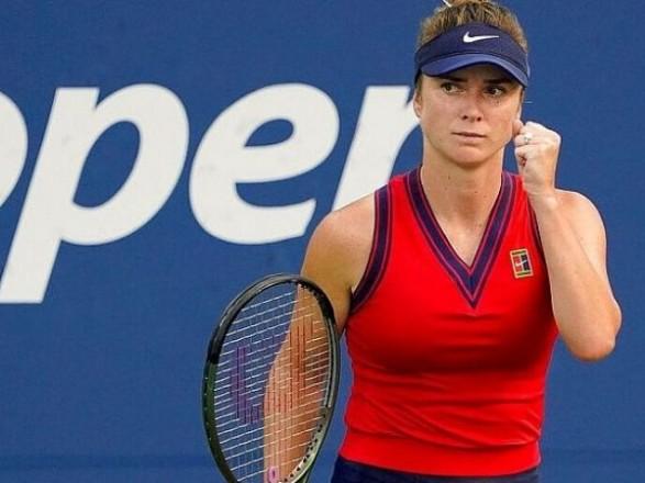 Свитолина вошла в топ-4 рейтинга лучших теннисисток мира