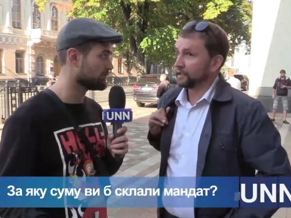 """""""Возьми, Анатолий, два миллиона"""": за какую сумму денег нардепы готовы сложить мандат"""