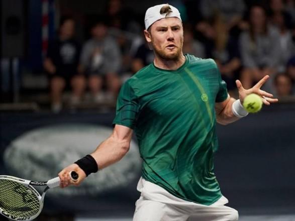 Лучший теннисист Украины победил на старте турнира в Стамбуле