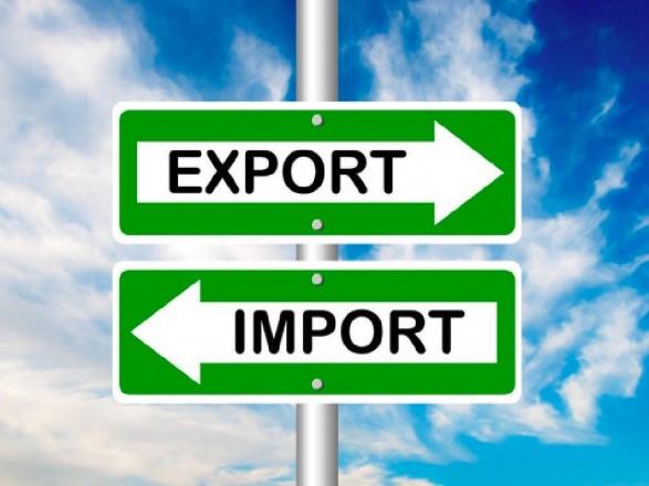 Внешняя торговля товарами Украины ушла в минус на 1,7 млрд долларов