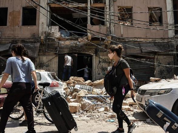 Взрыв в Ливане: селитра, которая взорвалась в порту Бейрута, принадлежала фирме с орбиты бизнесмена из Днепра - OCCRP