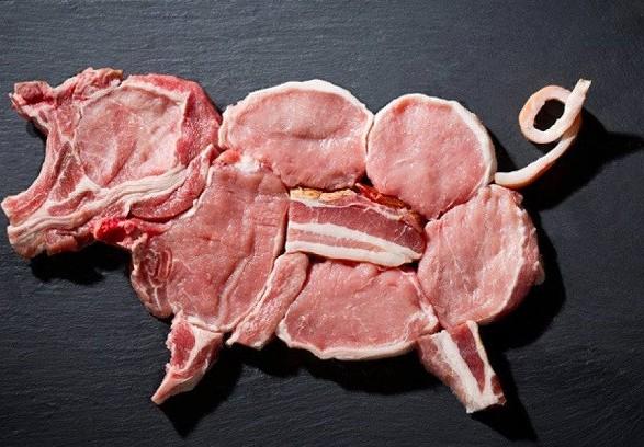 Украина все больше закупает импортную свинину