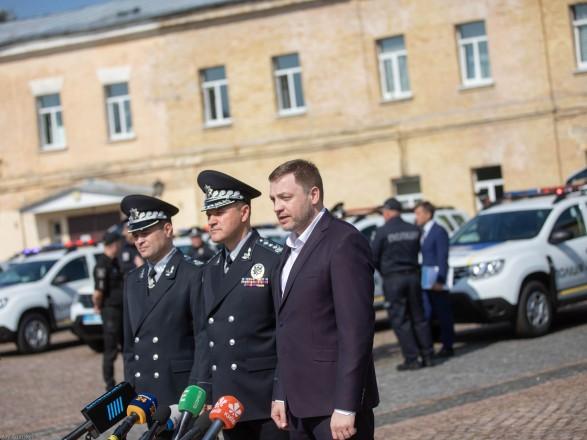 Монастырский заявил, что МВД потребует в госбюджете повышение заработной платы полицейским