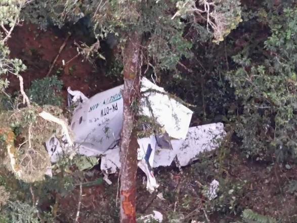 В Индонезии разбился грузовой самолет: ищут членов экипажа