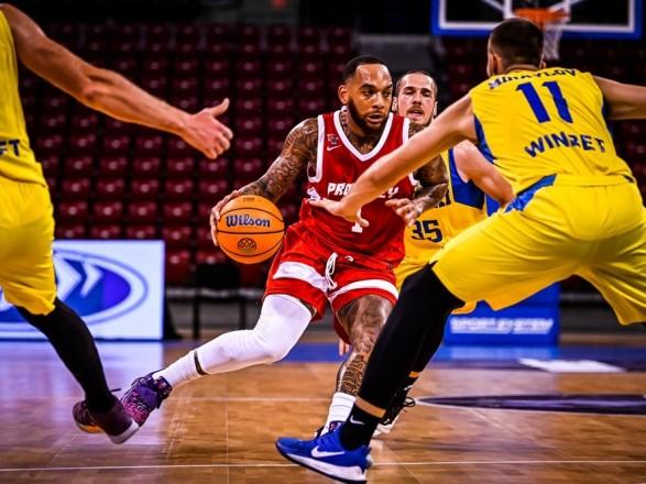 Баскетбол: украинский клуб разгромил соперника на старте квалификации Лиги чемпионов