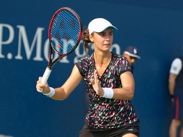 Теннис: одна украинка победила на старте основной сетки турнира WTA в Словении