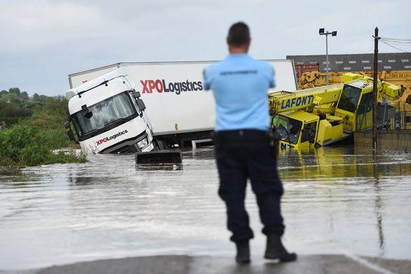 Наводнения во Франции: сообщили о 7 погибших