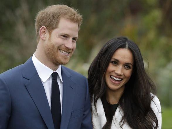 Принц Гарри и Меган Маркл вошли в список влиятельных лиц Time 100