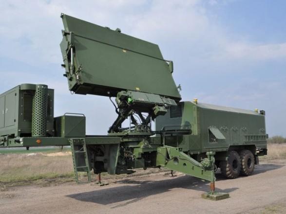 """ВСУ приняли на вооружение радиолокационную станцию """"Феникс-1"""""""