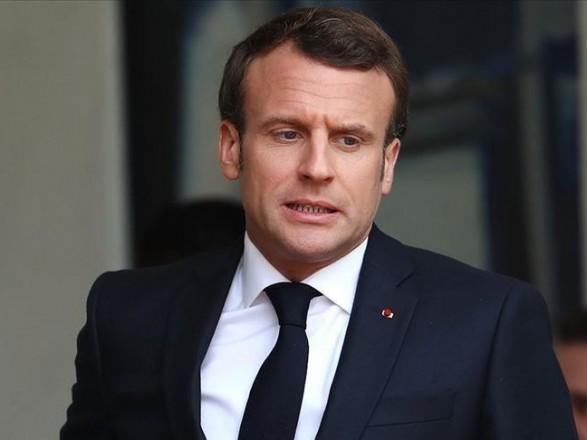 """Макрон заявил, что французские силы убили лидера """"Исламского государства"""" в Сахаре"""