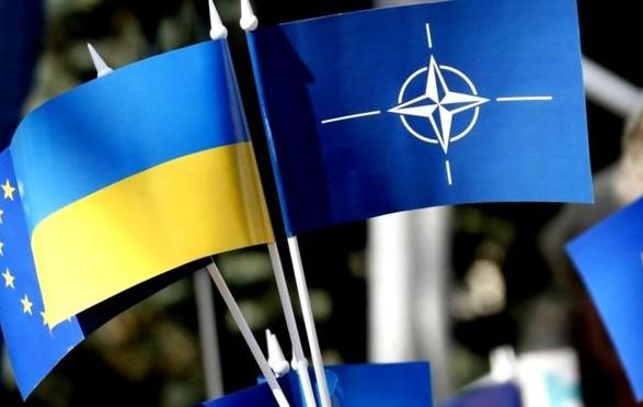 Опрос: более 50% украинских городов поддерживают вступление в НАТО, 56% – в ЕС