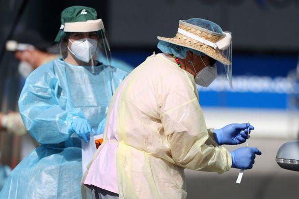 Новая Зеландия сообщила о росте количества ежедневных случаев COVID-19