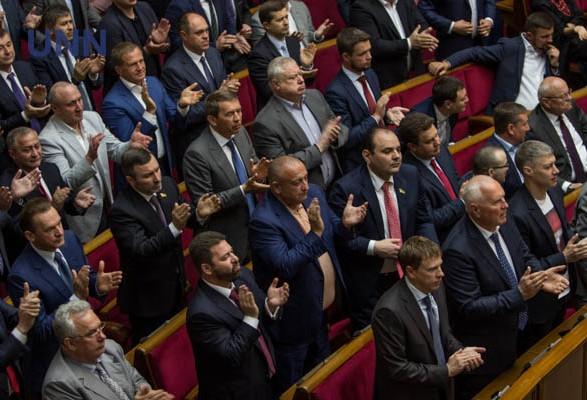 ВР приняла законопроект о деолигархизации