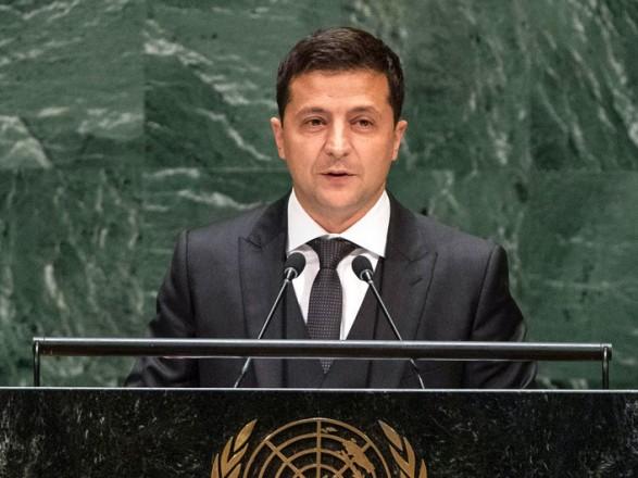 Зеленский в ООН вспомнил о покушении на Шефира