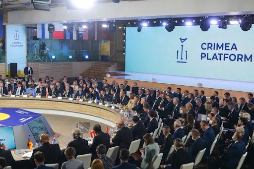 Зеленский призвал страны ОНН присоединиться к декларации участников Крымской платформы для борьбы с российской оккупацией