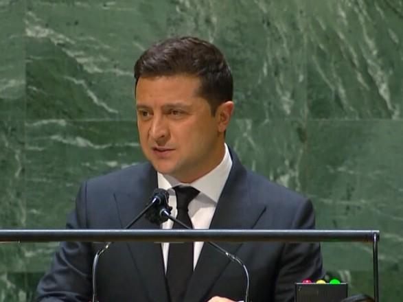 Визит Зеленского в ГА ООН поможет Украине продвинуться в оборонной сфере - эксперт