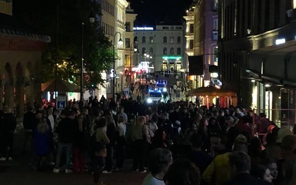 """Норвегия отметила завершение COVID-ограничений вечеринками: у полиции была """"насыщенная ночь"""""""