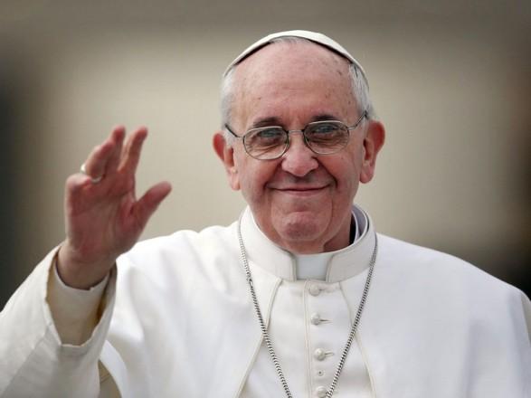Папа Франциск у 2022 році планує візит в Україну - ЗМІ