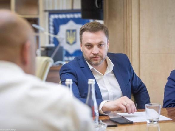Монастырский заявил о дальнейшей смене кадров в МВД