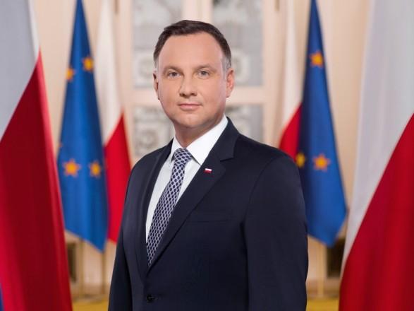 Президент Польши продлил режим чрезвычайного положения на границе с Беларусью