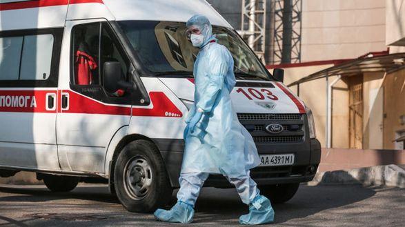 В Киеве за сутки от COVID-19 умерло восемь человек, заболело более 560