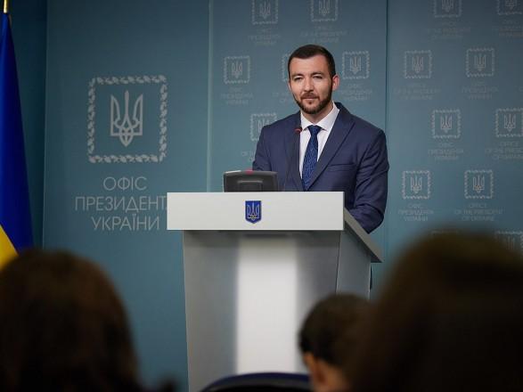 В ОП заявили, что Зеленский не причастен к сбору подписей за отставку Разумкова