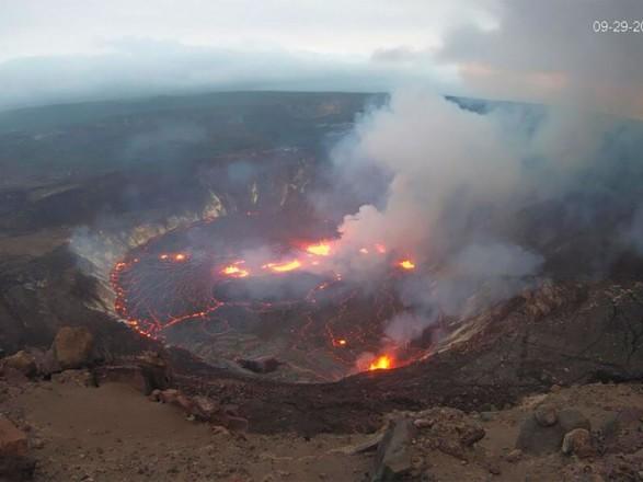"""На Гавайях """"проснулся"""" вулкан Килауэа"""